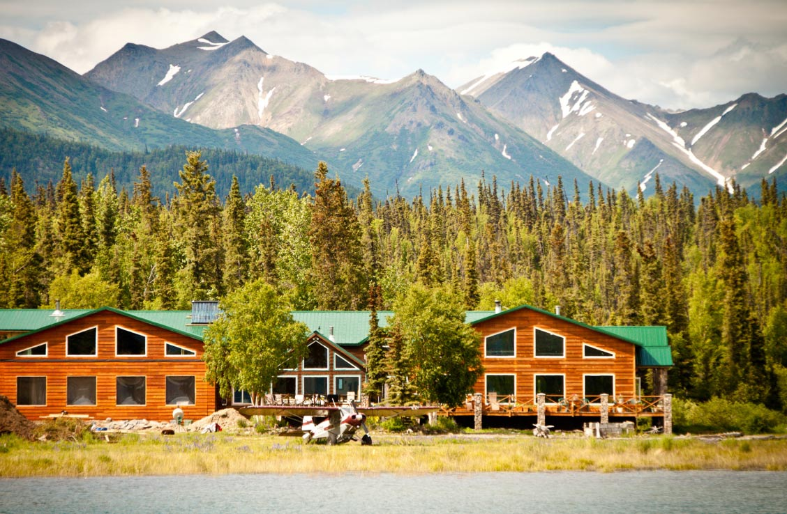 Stonewood Lodge Wilderness Retreat Alaska S Stonewood Lodge