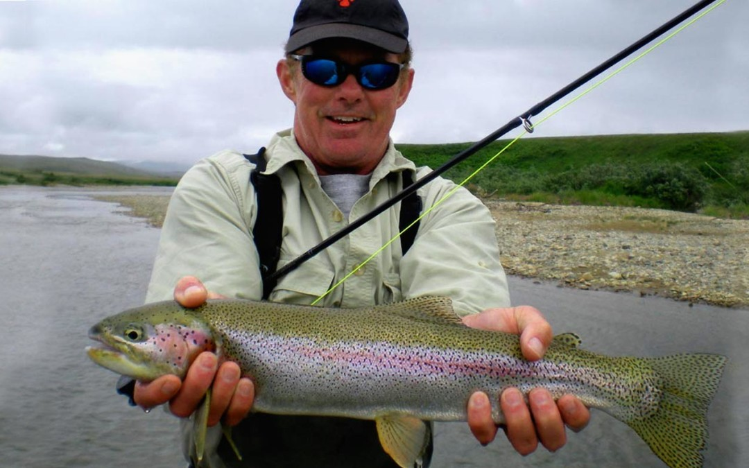Lake Clark and the Nushagak River Fishing