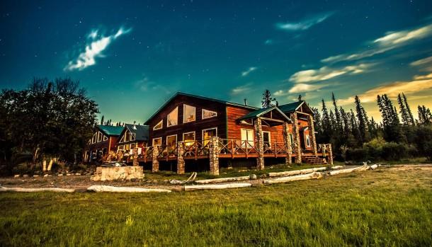 Stonewood Lodge Wilderness Retreat