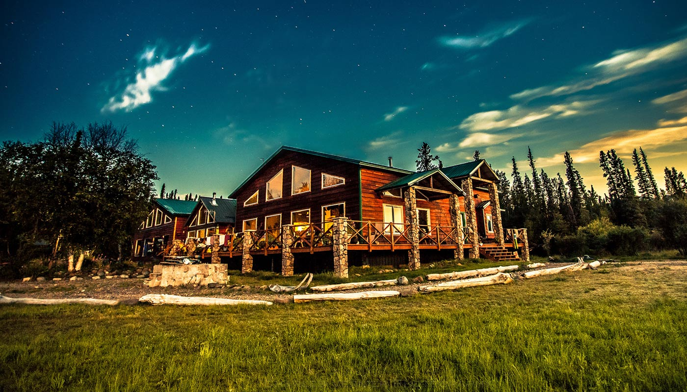 Stonewood Lodge Wilderness Retreat